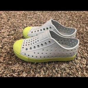Kids Native shoes toddler size 10